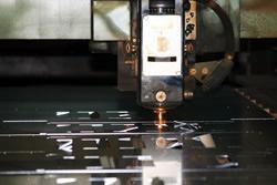 EZ Fab Laser Cutting