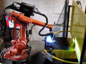EZ Fab welding